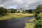 Slot i Skotlands højland