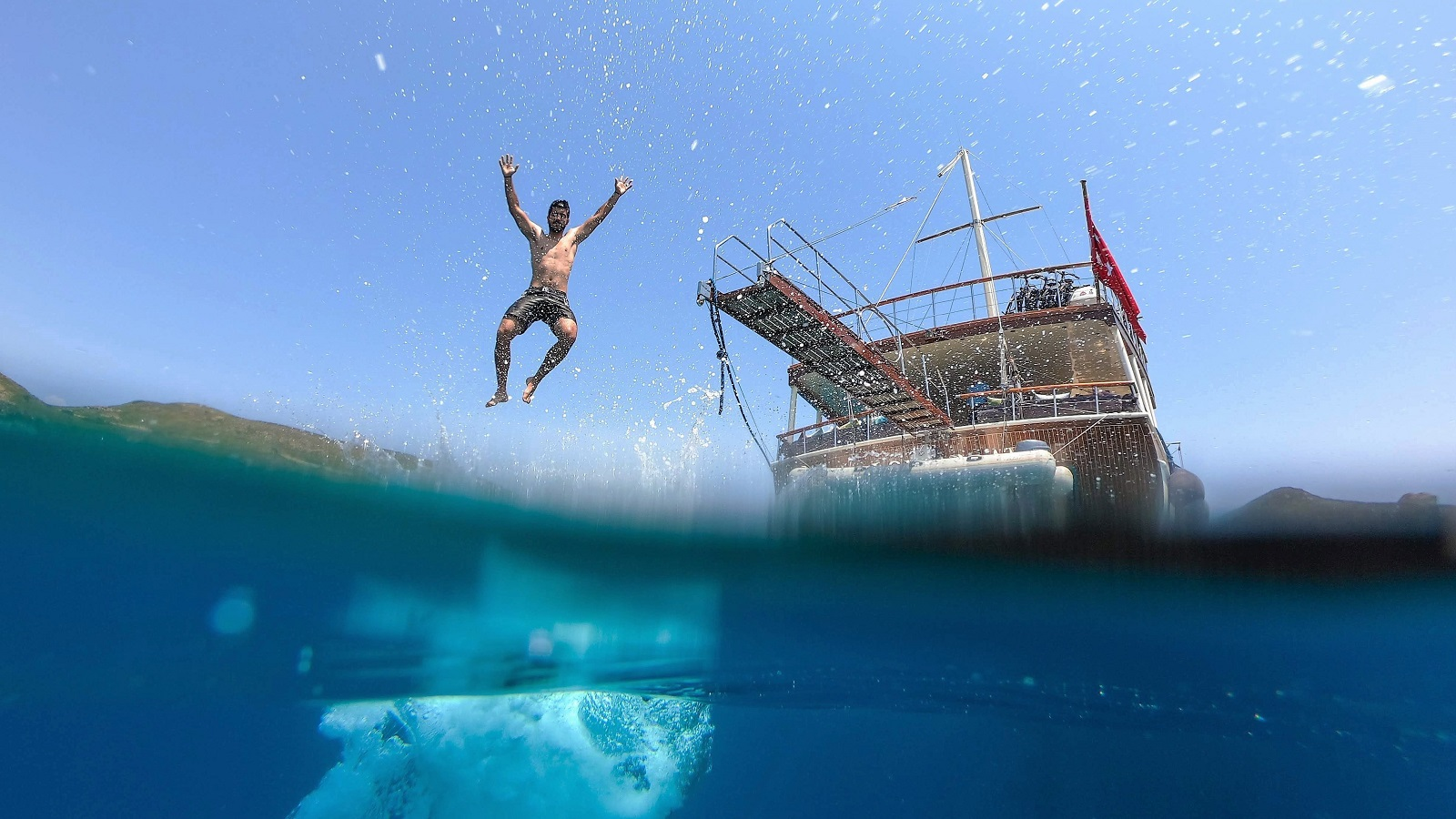 Sommerferie i Det Græske Øhav