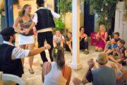 Græsk aften med musik og dans