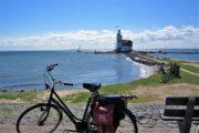 Skøn cykling langs kysten