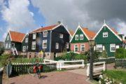 Typiske huse i Holland