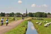 Cykelferie langs kanaler i Holland