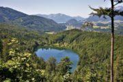 Vandreferie i Salzkammergut og Nussensee i Østrig