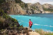 Vandring langs kysten på Alcudia halvøen