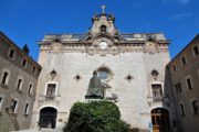 Lluc klosterkirke