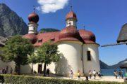 Kirken St Bartolomæus Königssee Berchtesgaden