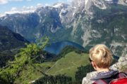 Vandreferie Königssee Berchtesgaden Nationalpark, Tyskland