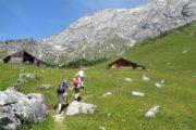 Vandreferie sæter Berchtesgaden Tyskland