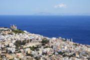 Cykelkrydstogt Grækenland Ermoupolis Siros