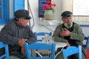 Cykelferie cykelkrydstogt Grækenland fiskere