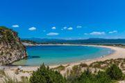 Skønne sandstrande og turkisblåt vand