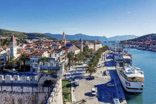 Trogirs gamle bydel