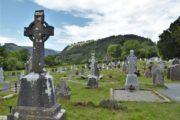 Kirkegården ved Glendalough