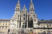 Katedralen i Santiago de Compostela