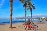 Cykelferie Mallorca La Palma promenaden