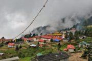 Vandreferie-Nepal-Solu-Pikey-Peak-Taksindu-kloster