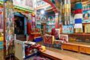 Vandreferie-Nepal-Solu-Pikey-Peak-Taksindu-Monastery-bedehal