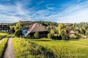 Vandreferie-Tyskland-Schwarzwald-Schluchtensteig-klassisk-landsby-(c)SS