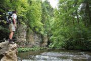 Vandreferie-Tyskland-Schwarzwald-Schluchtensteig-udsigt-kløften-(c)SS