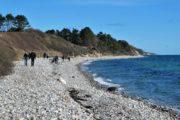 Stranden ved Sletterhage på Helgenæs