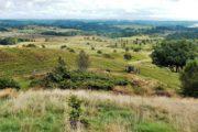 Istidslandskab i Nationalpark Mols Bjerge