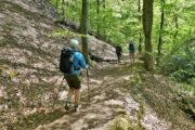 Lær at gå med vandrestave i Søhøjlandet