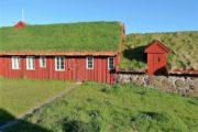 De gamle huse A Reini i Torshavn