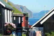 Landsbyidyl på Færøerne