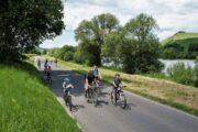 Cykelferie med børn langs Mosel