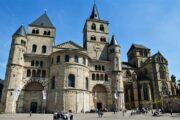 Det imponerende bygningsværk Liebfrauen Kirke i Trier