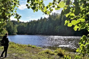 Vandreferie Tyskland Harzen skovsø
