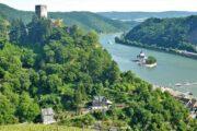 Vandring langs Rhinen byder på masser af borge og slotte