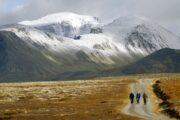 Vandring i Rondane mod Spranget ©Anders Gjengedal VisitNorway
