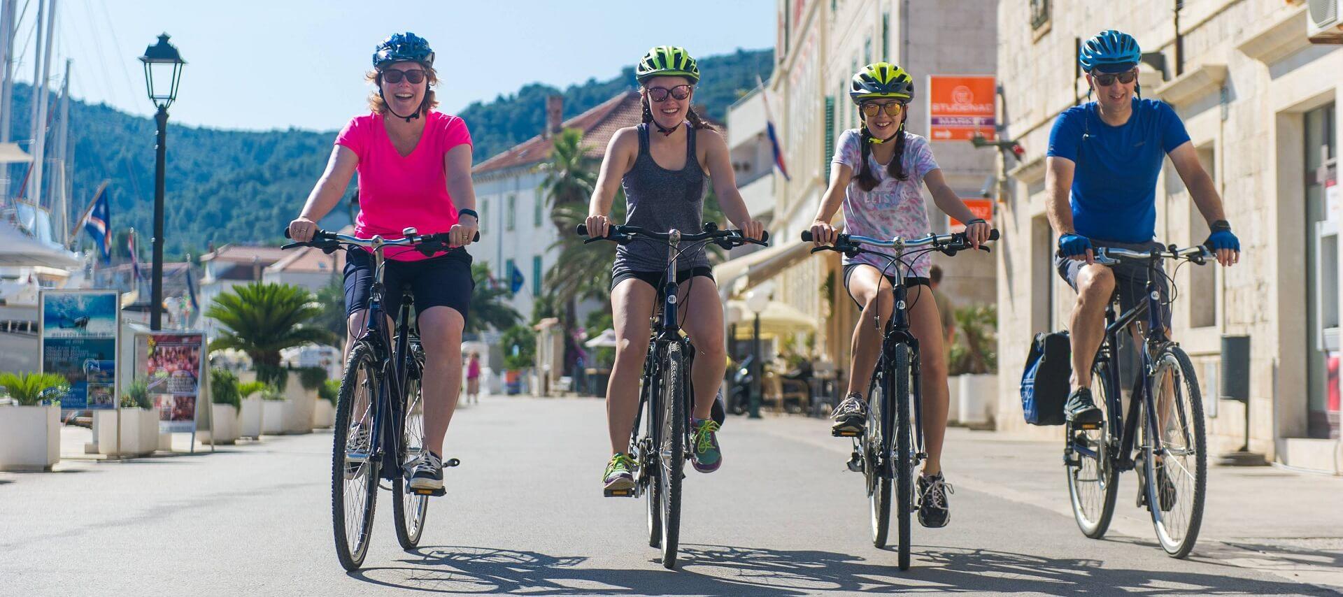 Sværhedsgrad Cykling